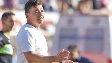Gallardo podría dirigir a River Plate