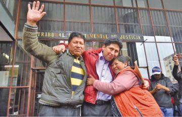 Justicia anula sentencia condenatoria contra el médico Jhiery Fernández