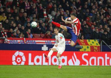 Atlético de Madrid vence a Granada