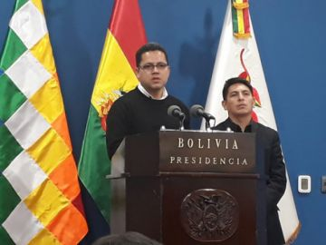 Eddy Luis Franco asume gerencia de la estatal Entel