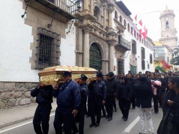 Declaran duelo por muerte del exalcalde Remberto Gareca