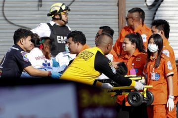Pesadilla en Tailandia termina con treinta personas fallecidas