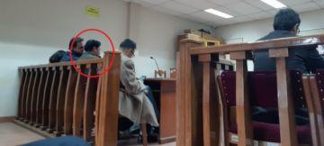 Se cierra juicio penal en contra de Marco Pumari