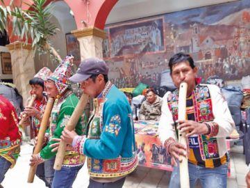 Caripuyo invita al quinto Festival  de la Pinquillada