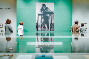Inauguran exposición sobre Gabriel García Márquez