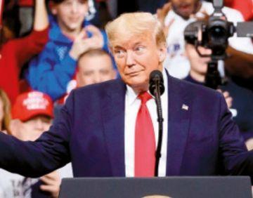 Trump propone un presupuesto con recortes sociales