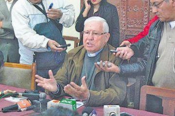 Iglesia católica pide no usar la religión en campaña electoral