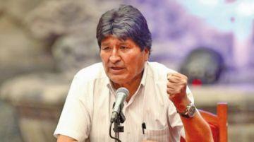 Prevén que Evo Morales retorne a Argentina el próximo fin de semana