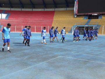 Real Potosí entrena para definir al equipo que enfrentará a Always Ready