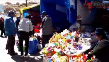 Se instala la feria carnavalera en el centro citadino
