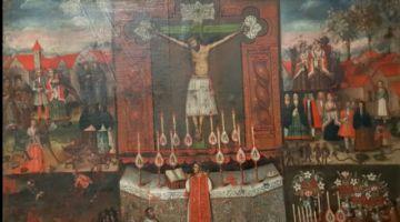 Muestran tesoros ocultos de la Catedral de La Paz