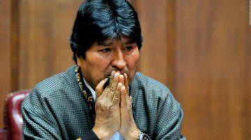 Fiscalía General asegura que hay varios procesos abiertos contra Morales