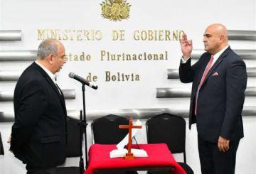 Designan nuevo viceministro de Régimen Interior y Policía