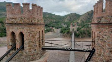 El Puente Méndez será  restaurado tras lluvias