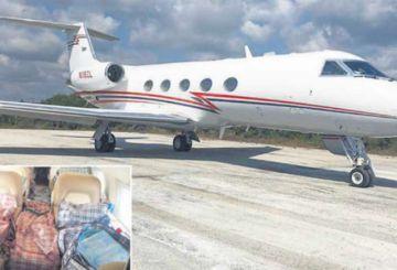 Otro piloto es implicado con el avión capturado con cocaína en México