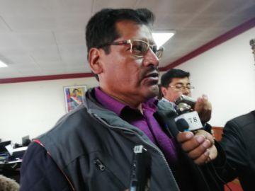 Los asambleístas se disponen a declarar zona de desastre a Cotagaita