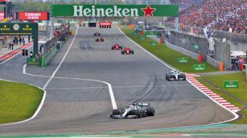 Se posterga el Gran Premio de China