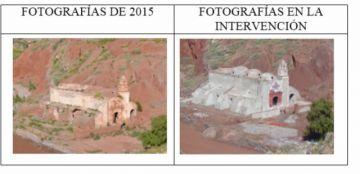 Ministerio de Culturas inspeccionará obras patrimoniales en Potosí