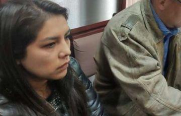 Justicia ratifica detención preventiva de la apoderada de Evo Morales