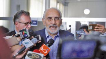 """Mesa pide incluir a Evo en el proceso por el caso del """"fraude electoral"""""""