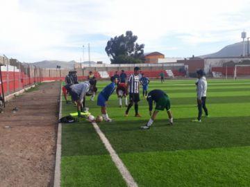 Ferrocarril Palmeiras se alista para el torneo de la AFP