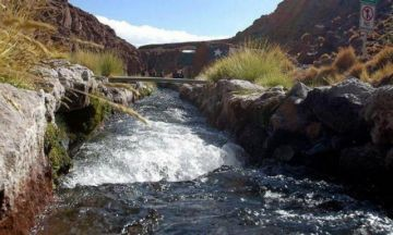 MAS admitió que parte del Silala fluye a Chile