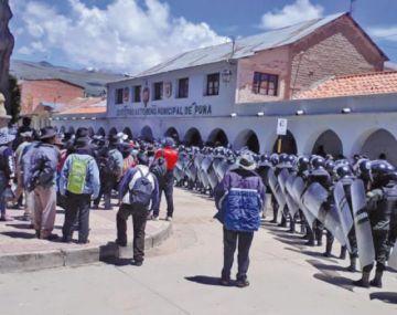 Policías continuarán resguardando Puna