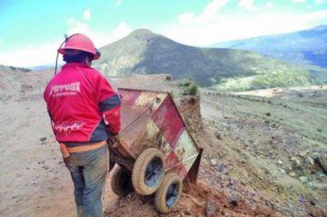Se devela que en Potosí existen operaciones ilegales en minería