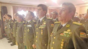 Caviedes reemplaza a Villa en el comando de la Policía