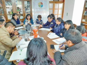 Las instituciones coordinan acciones contra la violencia