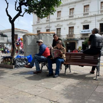 El Potosí en el interior del país