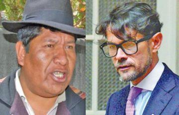 Activistas alteños de 2003 preocupados por regreso de exasesor de Goni