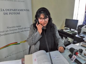 La Fiscalía acusó al alcalde de Llica por caso mochilas