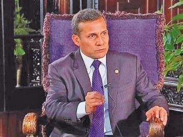 Expresidente Humala habría recibido coimas millonarias por obras