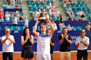 El noruego Casper Ruud gana el Abierto de Argentina al vencer a Pedro Sousa