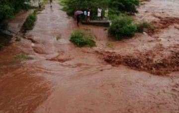 Las lluvias y granizo ya afectaron 185 viviendas en el Departamento