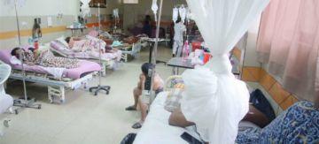 Aumentan camas y recursos para luchar contra el dengue