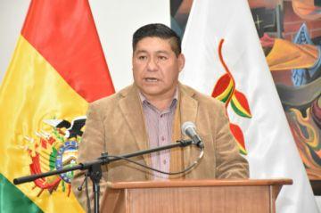 Jorge Vacaflor es el nuevo  viceministro de Coordinación