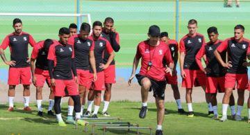 El equipo peruano quiere aprovechar su localía para vencer al cuadro potosino