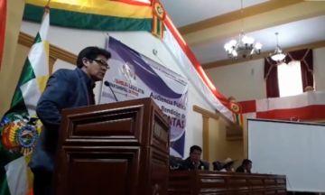 Asamblea legislativa Departamental brindó su informe del segundo semestre 2019