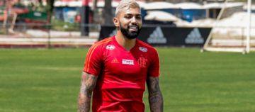 Flamengo viaja sin su goleador Gabriel Barbosa