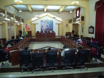 Informe de gestión en la Asamblea Departamental es hoy