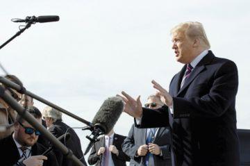 Trump apura el muro  y permite saltar leyes