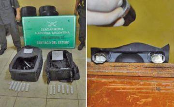 Un boliviano llevaba cocaína oculta en el armazón de su equipaje