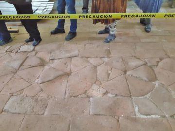 Confirman los hallazgos en el santuario de Manquiri