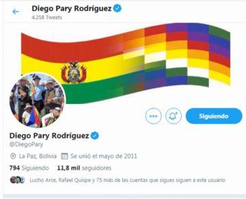 Diego Pary dice que es decisión política