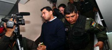 Exgerente de Finanzas de Entel es enviado a la cárcel de San Pedro