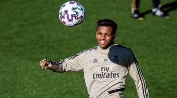 Rodrygo jugará con Castilla para no perder ritmo