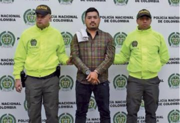 "Cae el poderoso narco  heredero del ""Guacho"""