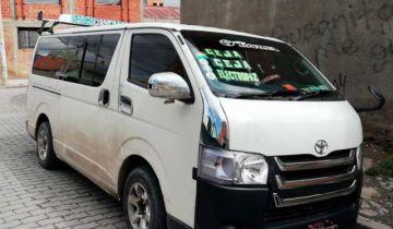 Cae banda de atracadores que operaba en un minibús en El Alto